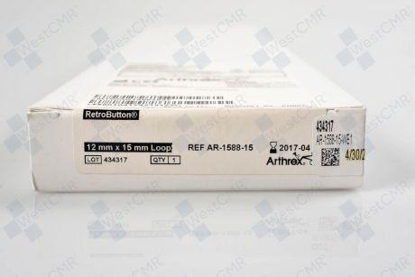 ARTHREX: AR-1588-15