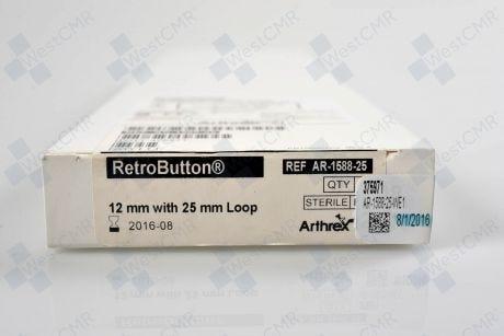 ARTHREX: AR-1588-25