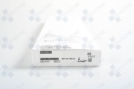 ARTHREX: AR-1588-40